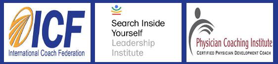 Physician Coaching Certification logos